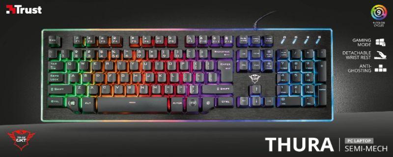 Tastiera da gaming semi meccanica, come si usa?